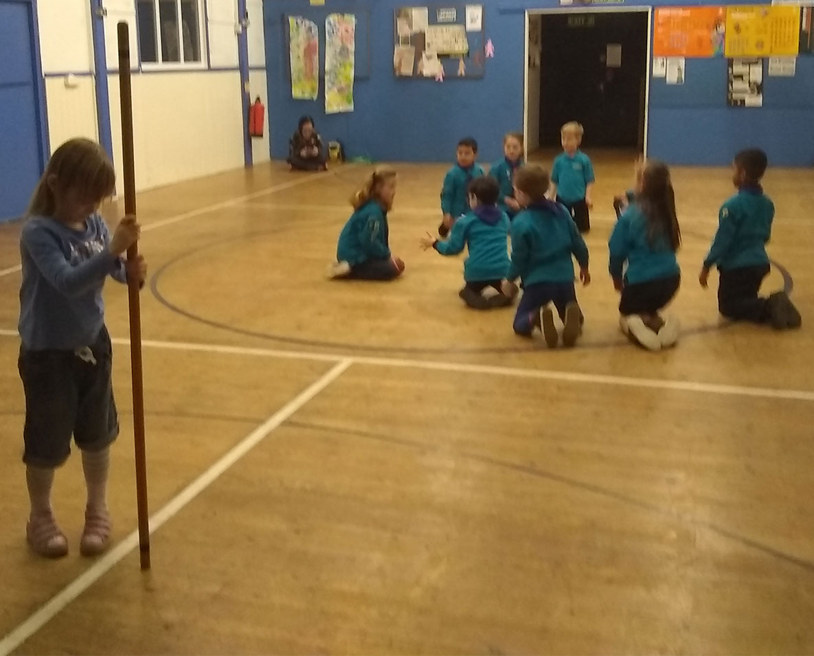3rd Bromley Beavers – Detectives