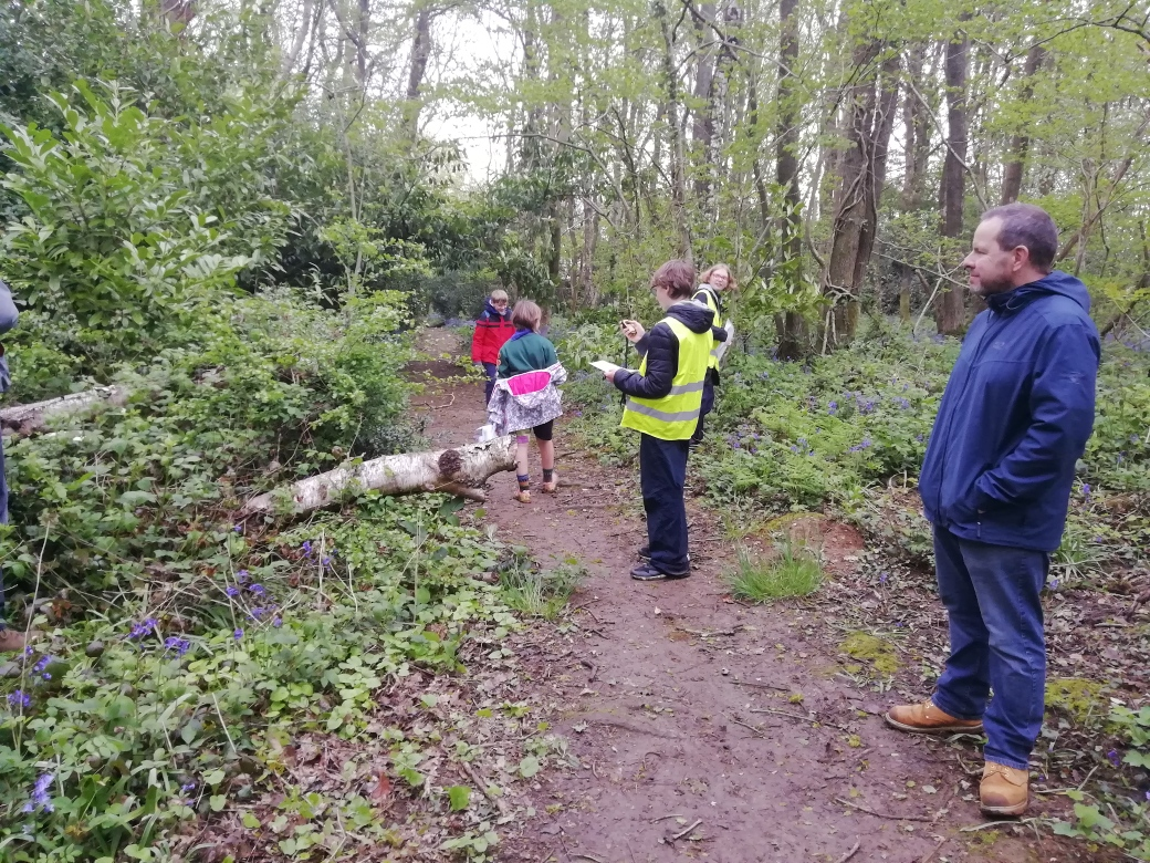 3rd Bromley Scouts Geocaching